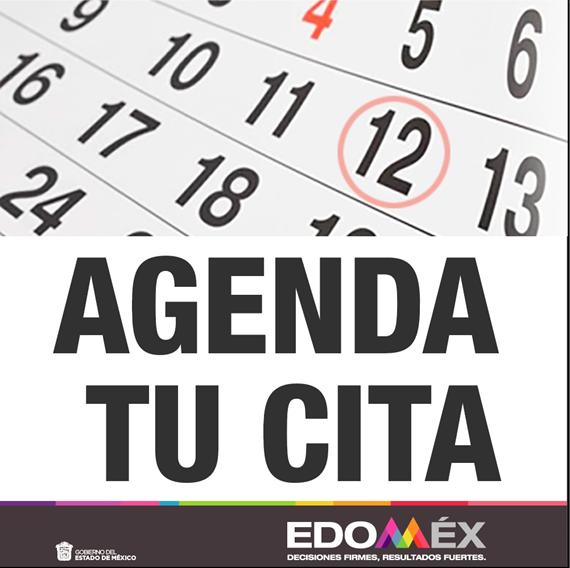 Contribuyente Edomex в Twitter Ahora Puedes Agendar Una