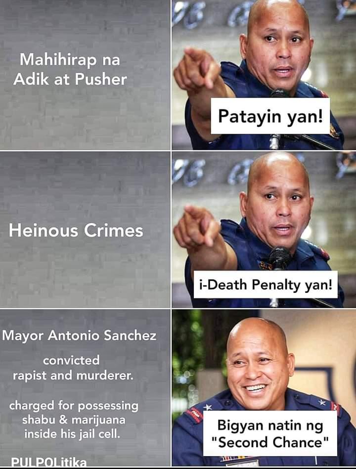 Ladies and gentlemen, fellow Filipinos, your honorable senator, Bato dela Rosa, member, PMA Class 1986: <br>http://pic.twitter.com/BRn5hyeTLh