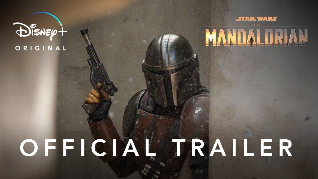 """Disney debuts """"The Mandalorian"""" trailer at D23"""