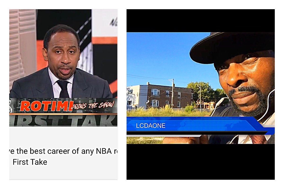 REACTION TO STEPHEN A. SMITH SAYING ZION WILLIAMSON WILL HAVE THE BEST N... https://t.co/c4blY0Bd3i via @YouTube CLICK ON THE LINK TO SEE FULL VIDEO AND PLEASE SUBSCRIBE AND TURN ON THE NOTIFICATIONS BELL$$$ https://t.co/XFQ1Ual8iy