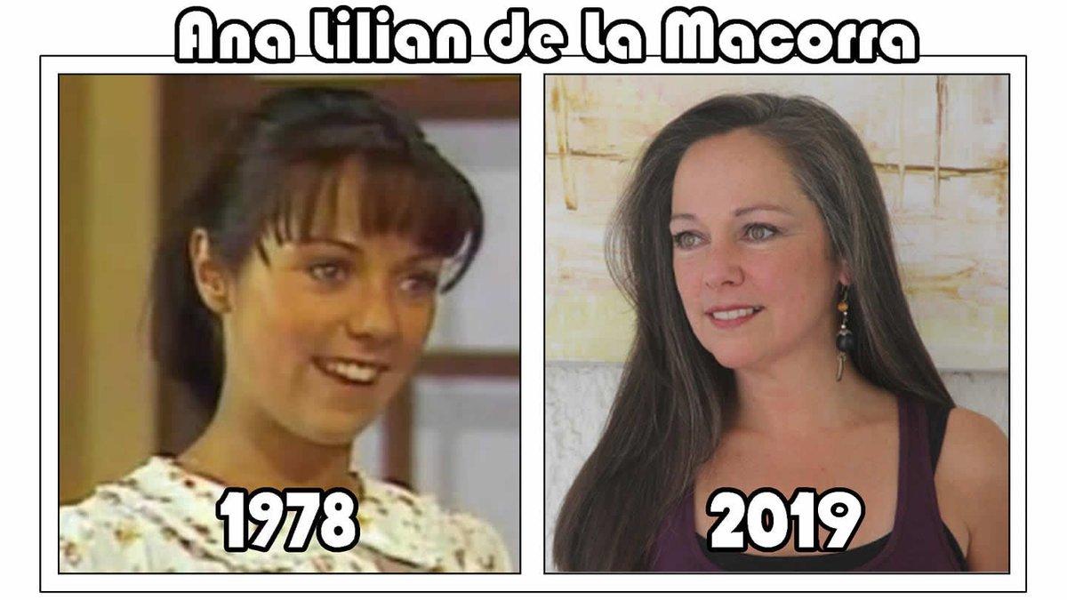 """Ana Lilian De La Macorra chavo del 8 - vecindad on twitter: """"saludos @anadelamac"""