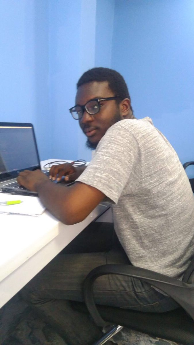 I'm a Nigerian software engineer, fiction writer and legit hustler. I stand against fraud and cyber crime.   #NotAYahooFraud #80Nigerians <br>http://pic.twitter.com/dBnQLI3uhE