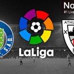 Image for the Tweet beginning: 🇪🇸⚽️ #LaLiga Getafe VS Athletic