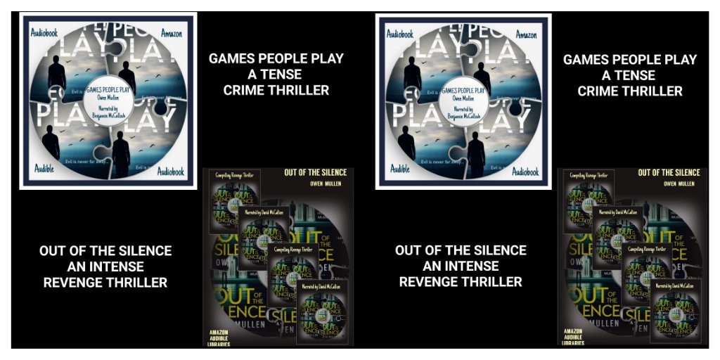 Why not have an #audiobook #weekend #crimefiction #thrillers #crimethriller #Audible #amazonaudiobooks #ListenNow #ReadBHAuthors #revengethriller  http:// Author.to/OwenMullen       Audible  https:// adbl.co/2Wqf0Zo      Audible  https:// adbl.co/2VFr2Po     <br>http://pic.twitter.com/ZfFSKFNHTZ
