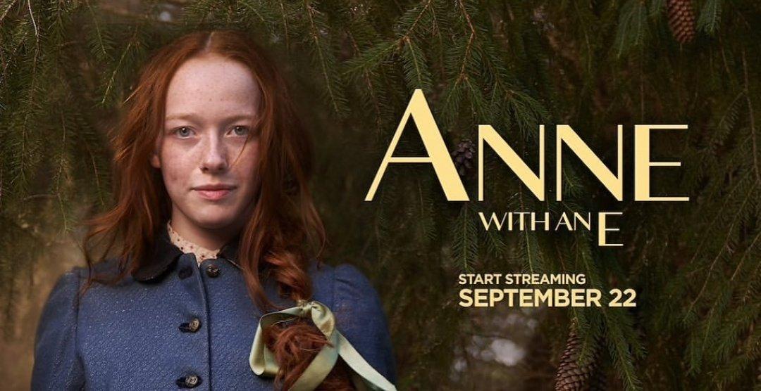 #AnneWithAnE