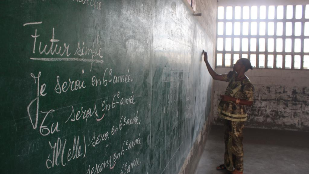 RDC: la gratuité de léducation face au défi du financement rfi.my/4PvQ.t