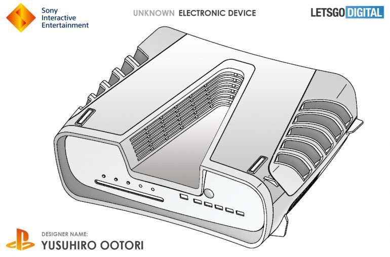 Why does the assumed #PS5 early design look like it's one half of a Gundam's fleshlight? https://t.co/w1m0gp6bPw