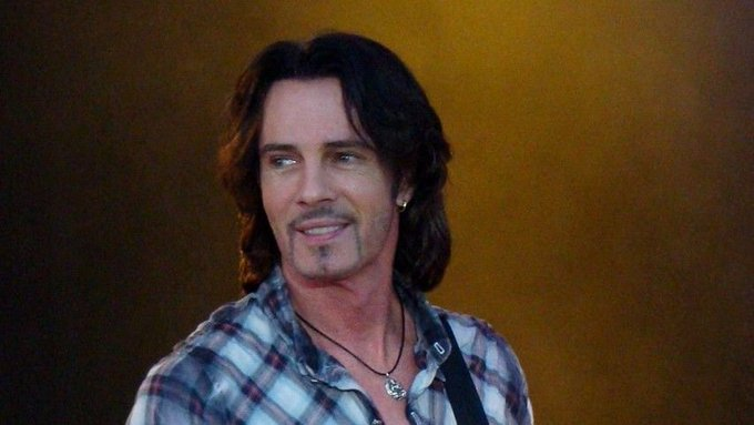 Getting it in just under the wire. Happy 70th Birthday, Rick Springfield!