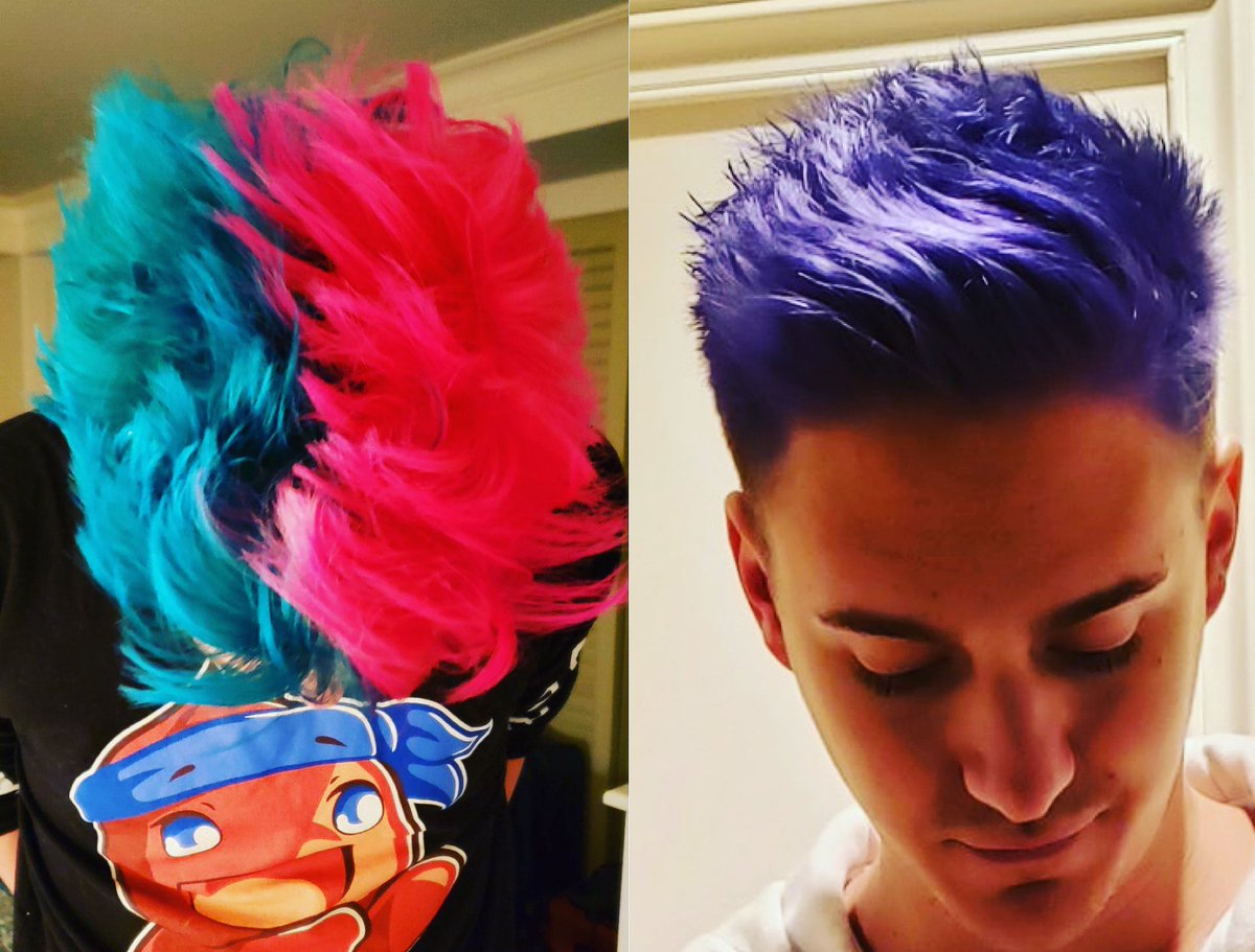 Faze Ewok On Twitter Q What Happened To Ninja S Hair A Mixer