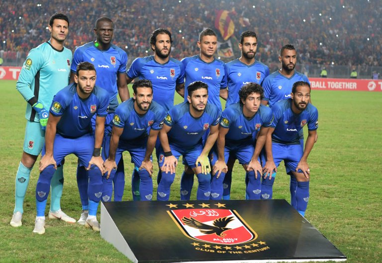 Al Ahly of Egypt hammered Atlabara of South Sudan 9-0 Friday to equal the record aggregate winning margin for a CAF Champions League tie... - https://t.co/tq6qBh5h5T https://t.co/Viefsw5GGe