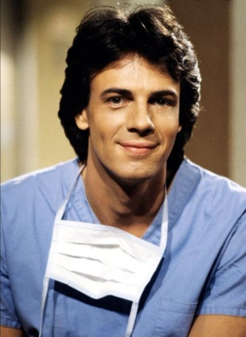 Paging Dr. Noah Drake.... Happy Birthday wishes to Rick Springfield on his 70th!