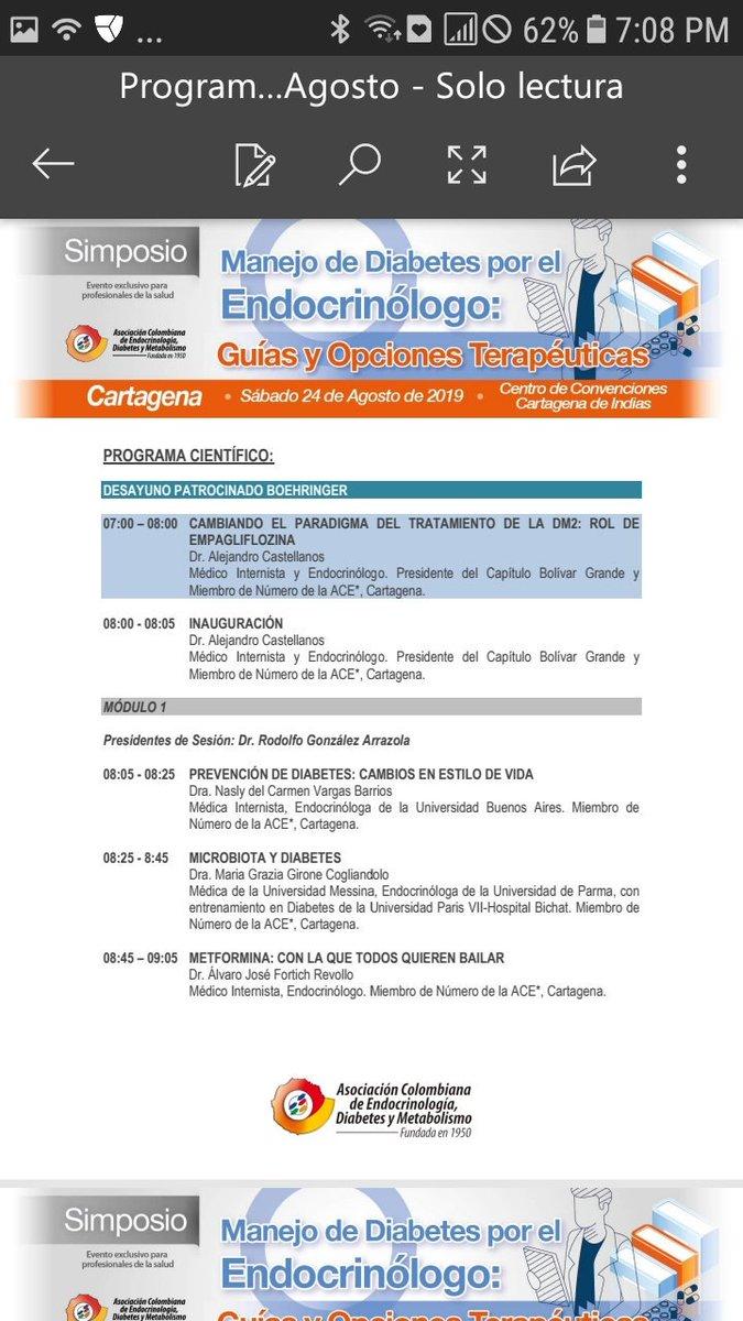 papel del endocrinólogo en la diabetes