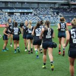 Image for the Tweet beginning: HT:  The #VFLWBlues holding up in