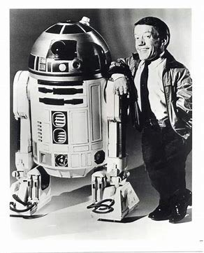 Happy 85th Birthday In Heaven Kenny Baker - R2 -D2 Star Wars