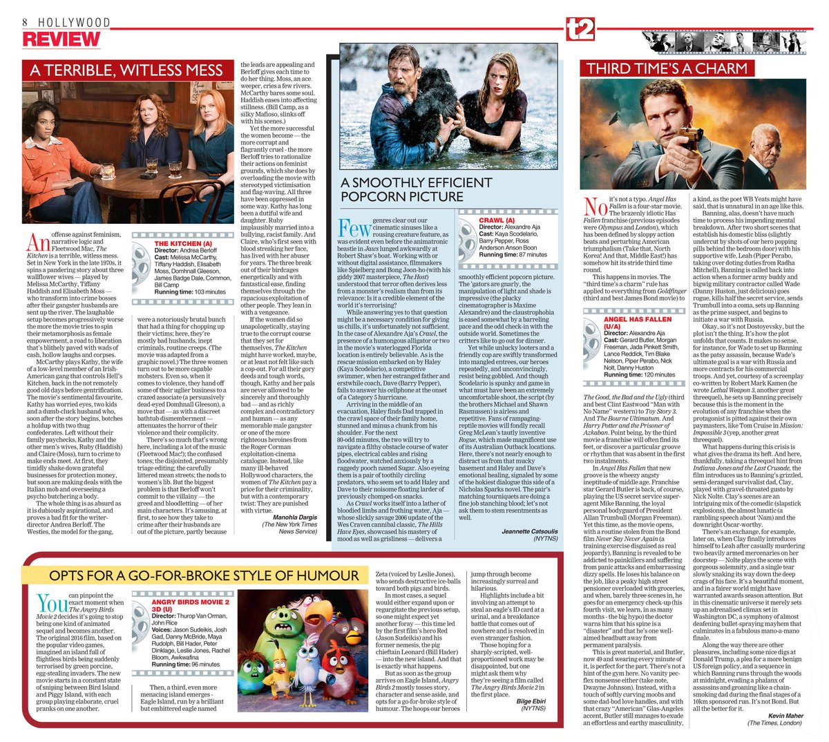 T2 On Twitter Here Are The Reviews Of The Kitchen Angry