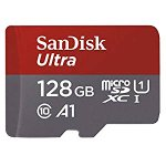 Image for the Tweet beginning: SanDisk micro SD card 128gb