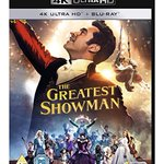 Image for the Tweet beginning: The Greatest Showman 4K UHD