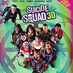 Image for the Tweet beginning: Suicide Squad 3D Blu-Ray +
