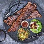 Image for the Tweet beginning: Korean BBQ Short Rib Lettuce