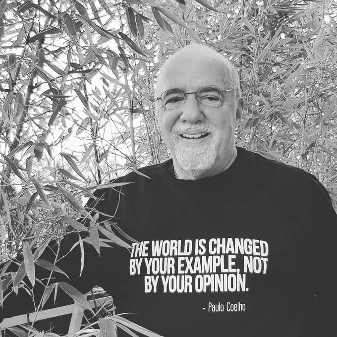 Happy Birthday Paulo Coelho: 5 Novels by the Author One Must Read Read here:
