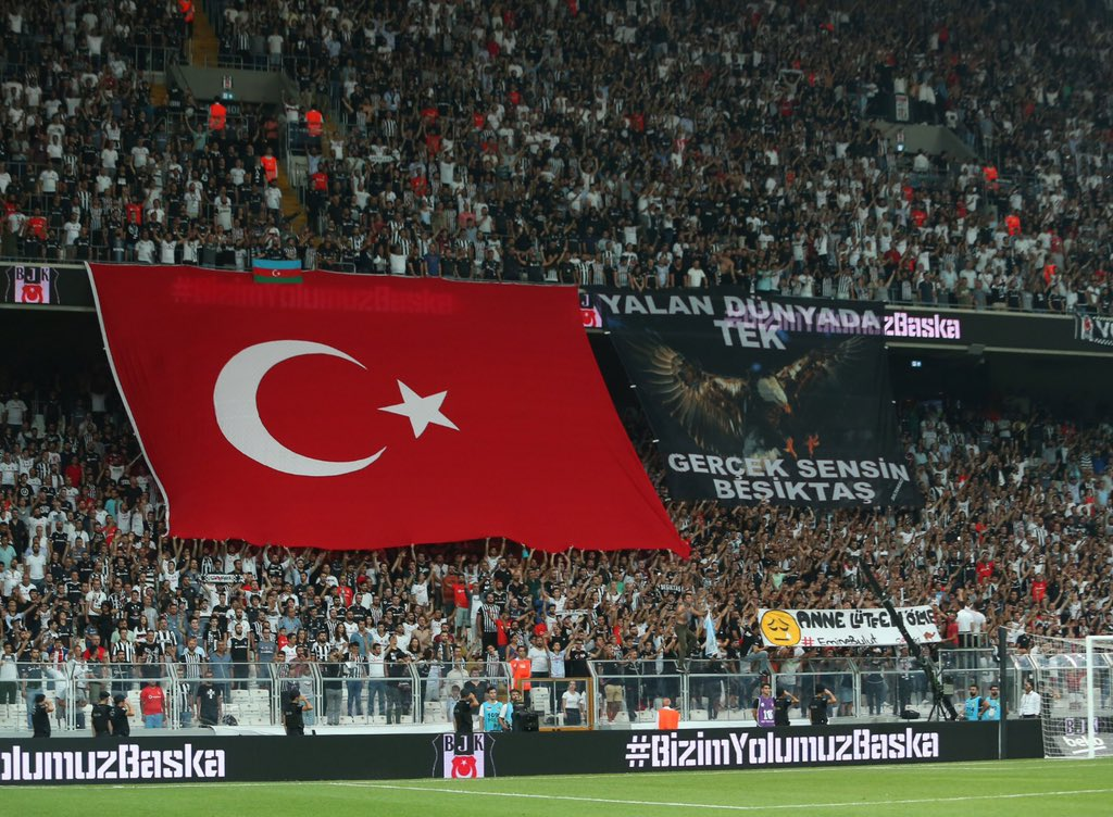Günaydın Büyük Beşiktaş Ailesi 🇹🇷🦅 #Bizimyolumuzbaşka