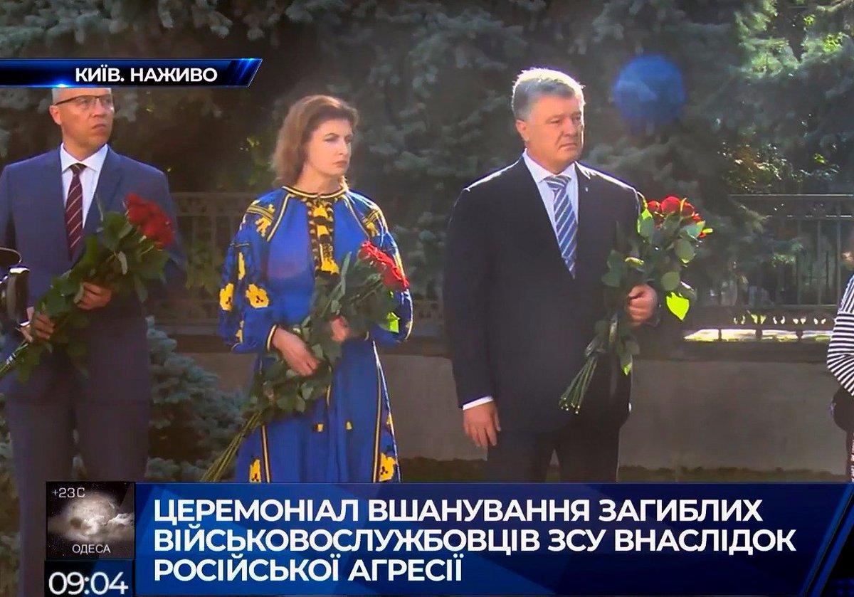 Це не наша вина, але вибачте, - Порошенко вибачився перед військовими за відсутність параду - Цензор.НЕТ 8687