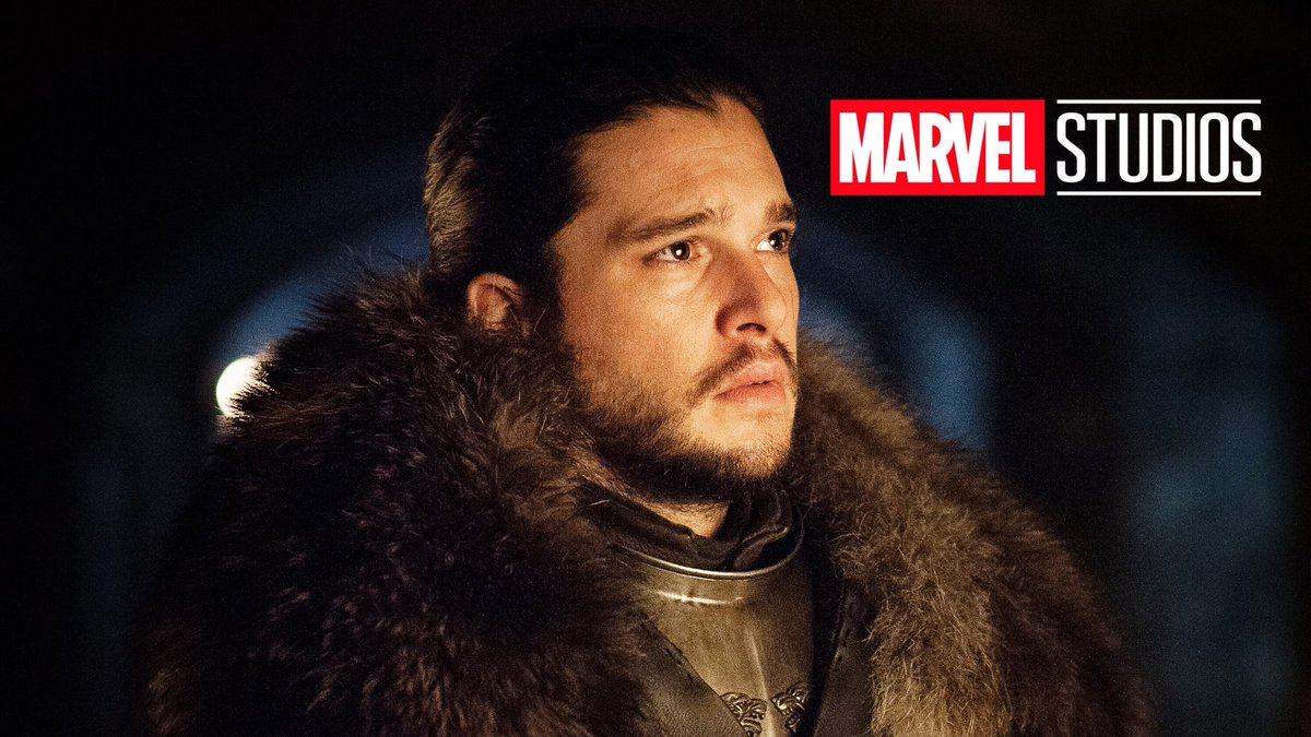 RT @77MCU: Dear Kit Harington,  Welcome to the Marvel Cinematic Universe https://t.co/qQf8afdPh7