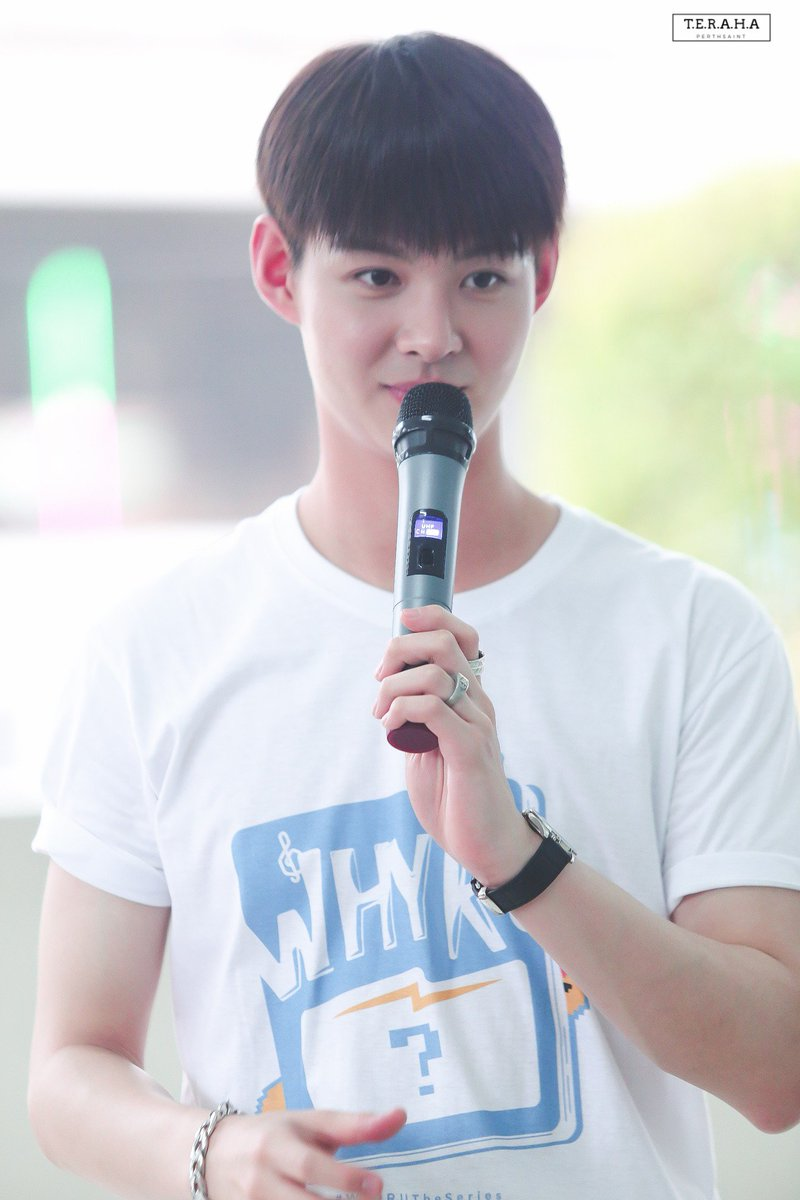 190824 WhyRutheSeries Last Workshop  This is round face shape, right? , so cute na @Saint_sup  #Saint_sup<br>http://pic.twitter.com/eAGWFzqUIp