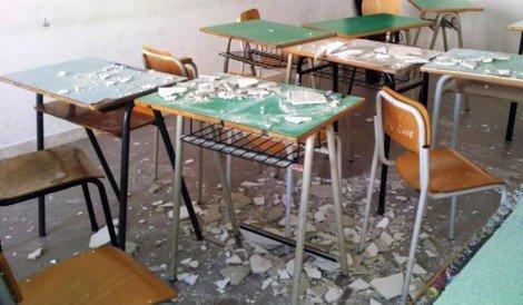 L'estate sta finendo, si torna a parlare della crisi.. ma della scuola, un sistema che 'cade a pezzi' - https://t.co/duiTpsQRJk #blogsicilianotizie