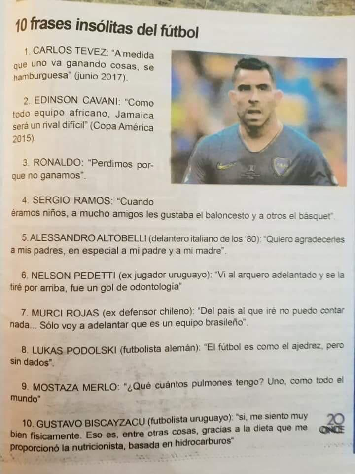 Fer Prat On Twitter Más Frases Célebres Del Fútbol