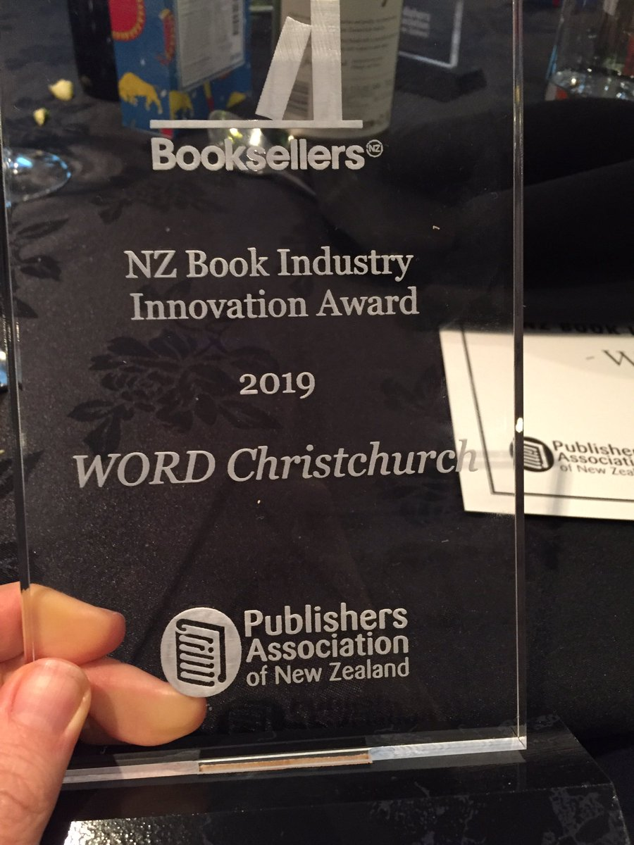 Woot! Thanks @BooksellersNZ!<br>http://pic.twitter.com/i3g4pqi7ac