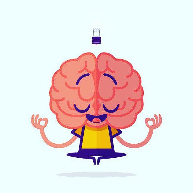 Прикольный рисунок мозга, мальчик девочкой приколы