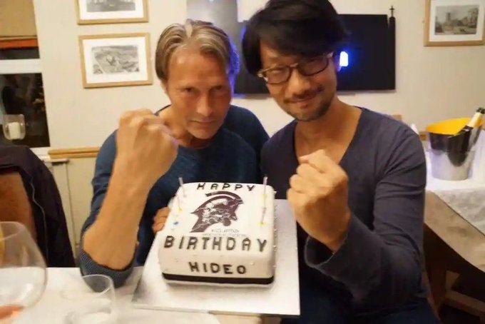 Happy Birthday Hideo Kojima!!!