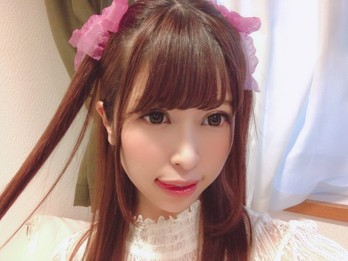 AV女優椎葉みくるのTwitter自撮りエロ画像12