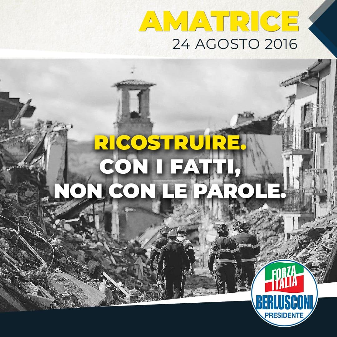#Amatrice