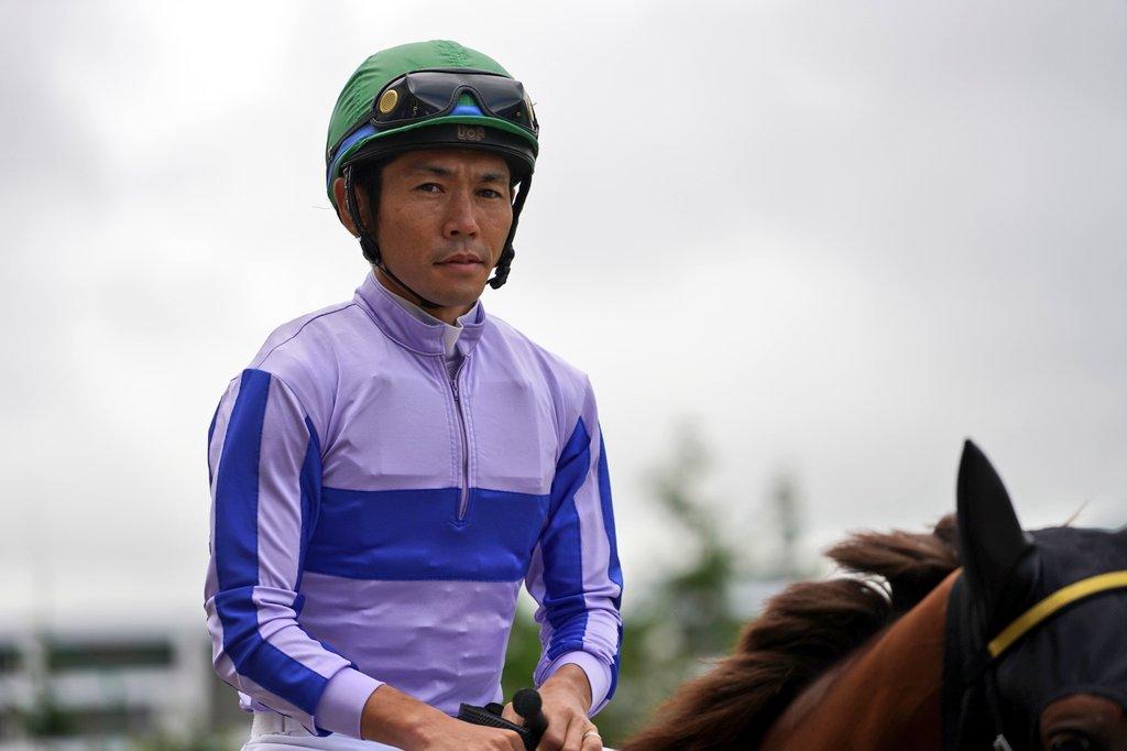 戸崎圭太騎手🏇 目線ありがとうございます(笑)