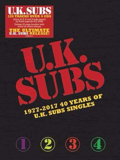 U K  Subs - Time & Matter (@UKSubs)   Twitter