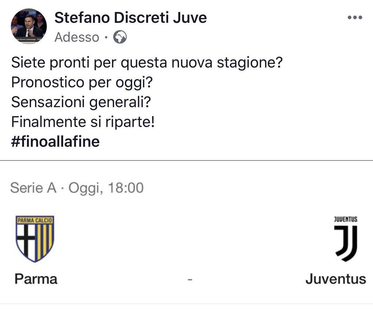 #ParmaJuve