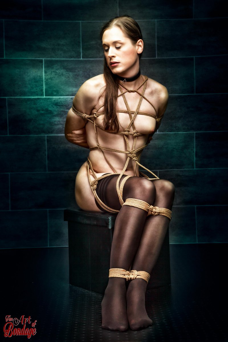 best-nude-tied-up-art