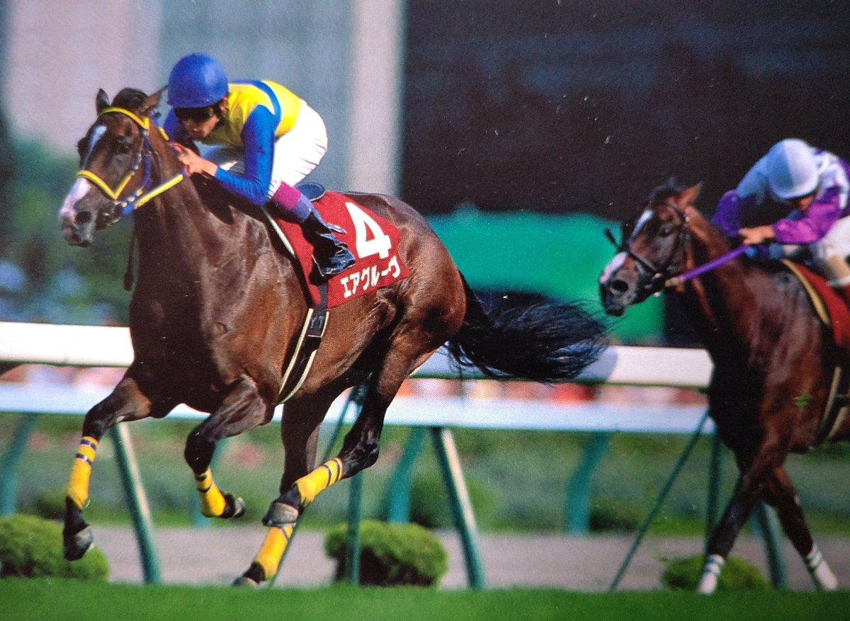 札幌といえば、1997年、98年の札幌記念で武豊騎手を背にグレード制導入後、初の連覇を達成した名牝エアグルーヴ。98年には牝馬にとっては過酷ともいえる58キロの斤量を背負うも、圧巻の3馬身差、勝利。同年の有馬記念を最後に引退した「女帝」エアグルーヴにとっては、これが最後の勝利となりました。