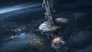 space elevator build in the moon it can be help
