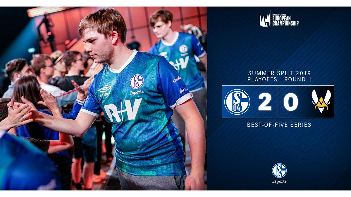Schalke 04 Esports on Twitter: