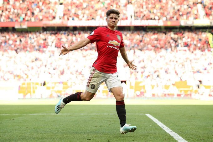 """Daniel James: """"I'm delighted to have scored, but we should have won. It's disappointing to concede like that in the end. """" #MUFC<br>http://pic.twitter.com/ILh6BZr7Is"""