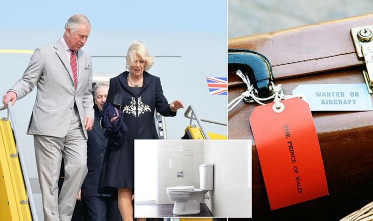 Sir Prince Charles and Camilla travel with bizarre bathroom accessory - can you guess it? - Express https://t.co/d3xSwnmnVe https://t.co/rUGNgvYBHV