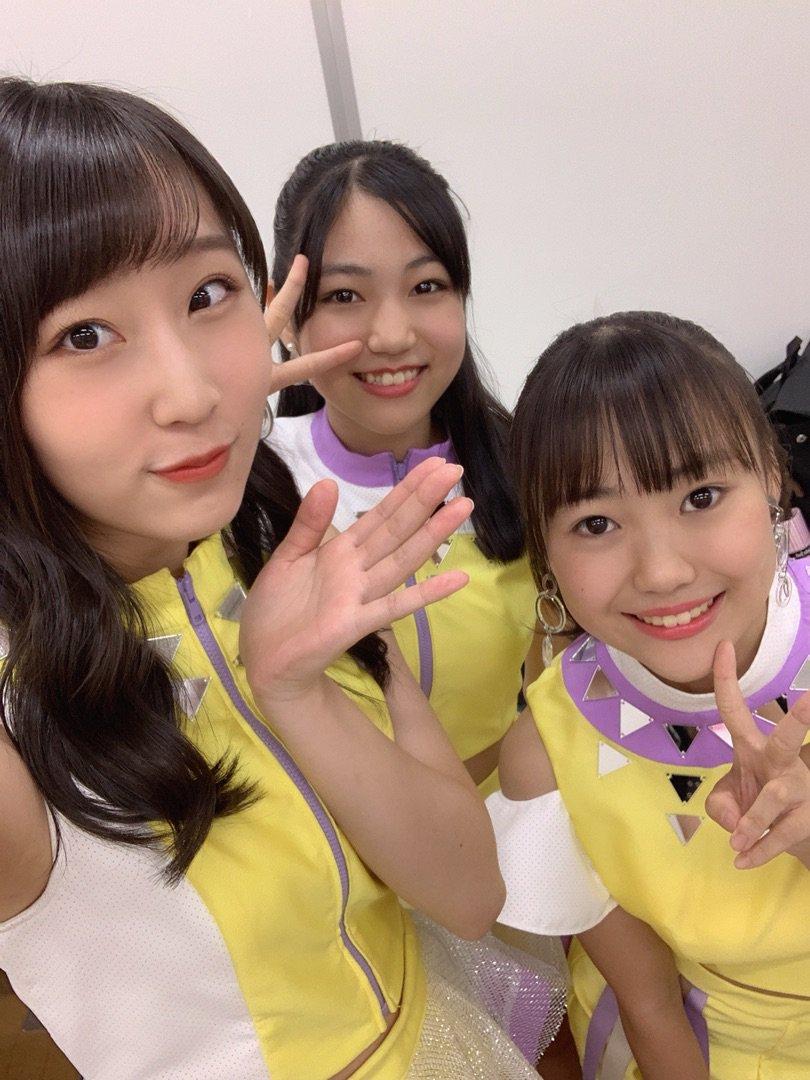 【Blog更新】 8人で! 段原瑠々: こんばんは🧡🧡今日は〜、Hello! Project 2019…  #juicejuice