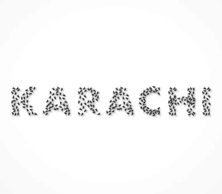 KARACHI COURTESY THE GOVERNMENT
