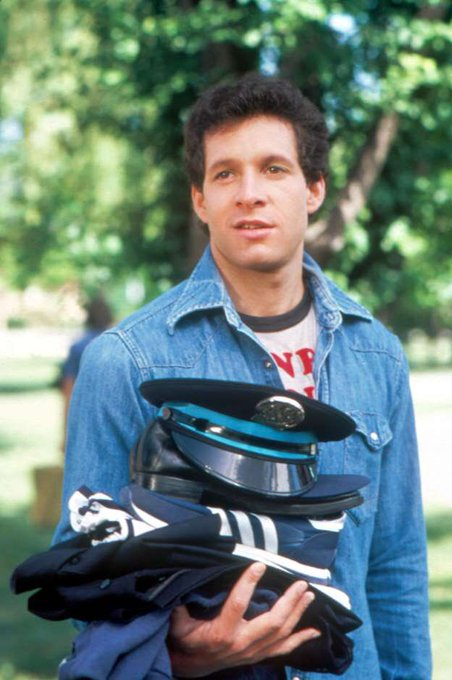 Happy birthday to the great Steve Guttenberg, one of the true icons of cinema, born on this day in 1958. Legend.