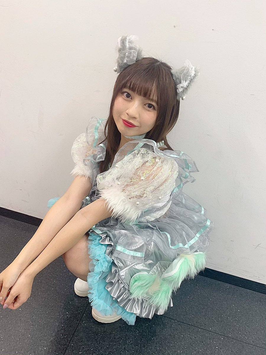 """廣川 奈々聖 ( わーすた㌠ ) on Twitter: """"新衣装かわいいのつくって ..."""