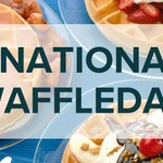 Image for the Tweet beginning: What's the best waffle topping?