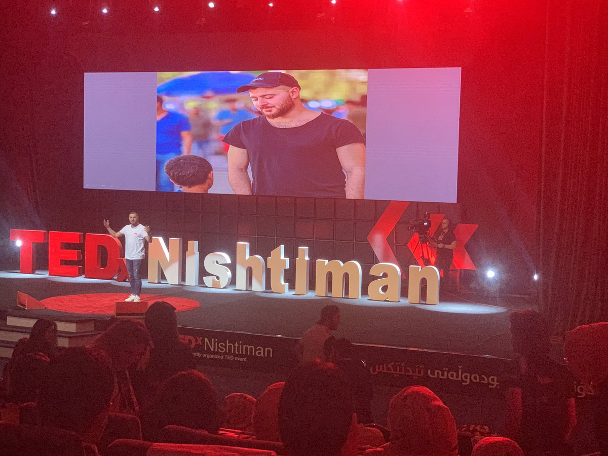 Good job and well done to all the volunteers and the organizer @rawand_hussen.  #Kurdistan needs more events like this. Thank you for all your efforts.  @TEDxNishtiman  #TEDxNishtiman2019<br>http://pic.twitter.com/vzrmnrFFkd